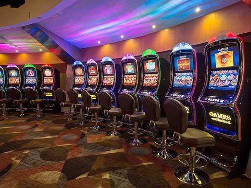 塞尔科蒂尔国际赌场酒店 - Cucuta - 赌场