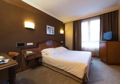 德城奥维多酒店 - 奥维多 - 睡房
