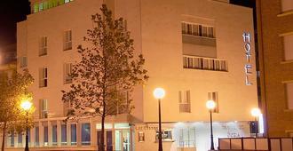 索里亚城市埃达酒店 - 索里亚 - 建筑