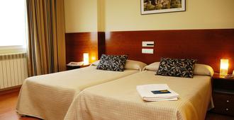 索里亚城市埃达酒店 - 索里亚 - 睡房