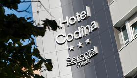 斯考特而科迪纳酒店 - 圣塞瓦斯蒂安 - 建筑