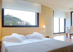 斯考特而科迪纳酒店 - 圣塞瓦斯蒂安 - 睡房