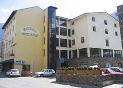恩坎普酒店 - 恩坎普 - 建筑