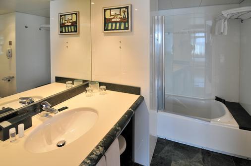 巴塞罗那欧洲公园酒店 - 巴塞罗那 - 浴室