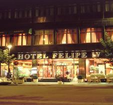 斯考特而菲利佩四世酒店