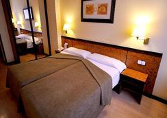 荣誉酒店 - 巴塞罗那 - 睡房