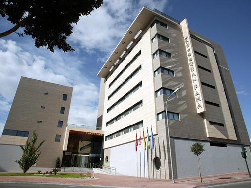 塞尔科蒂尔格兰法玛酒店 - 阿尔梅利亚 - 建筑