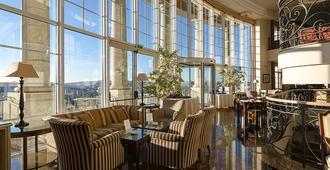 洛萨贝托豪华酒店 - 圣地亚哥-德孔波斯特拉 - 户外景观