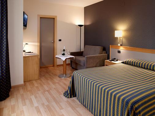 塞尔科蒂尔海梅一世酒店 - 卡斯特利翁 - 睡房