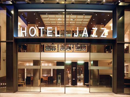 巴塞罗那爵士酒店 - 巴塞罗那 - 建筑
