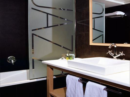 巴塞罗那爵士酒店 - 巴塞罗那 - 浴室