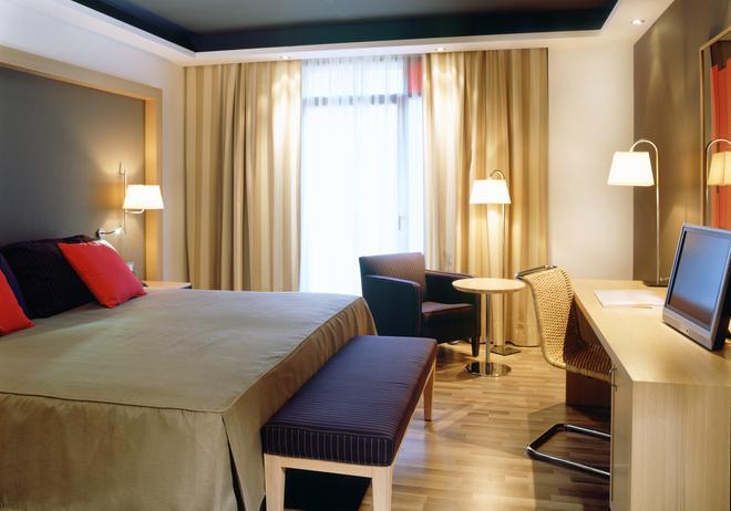 巴塞罗那爵士酒店 - 巴塞罗那 - 睡房