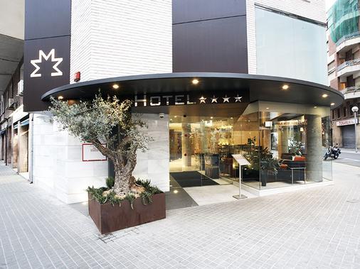 马达尼斯酒店 - 巴塞罗那 - 建筑