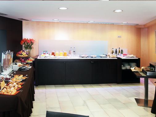 马达尼斯酒店 - 巴塞罗那 - 自助餐