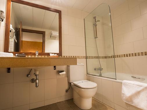 帕斯魔力酒店 - 帕斯底拉卡萨 - 浴室