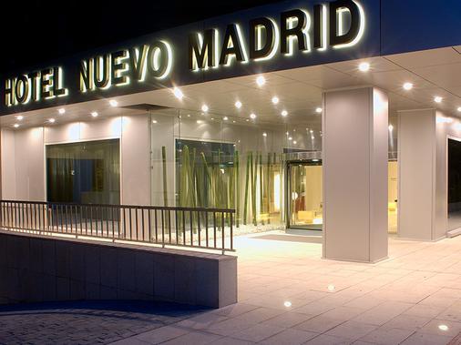 新马德里酒店 - 马德里 - 建筑