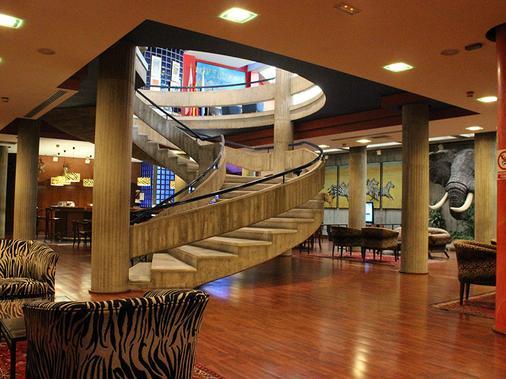 塞尔科蒂尔海宫套房酒店 - 桑坦德 - 酒吧