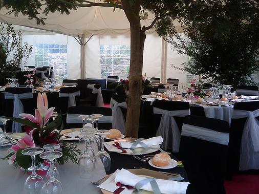 塞尔科蒂尔海宫套房酒店 - 桑坦德 - 宴会厅