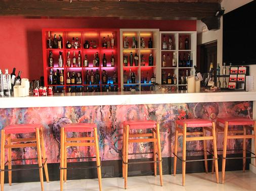 Ei格列柯斯考特尔酒店 - 托莱多 - 酒吧