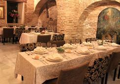 Ei格列柯斯考特尔酒店 - 托莱多 - 餐馆