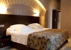 Ei格列柯斯考特尔酒店 - 托莱多 - 睡房