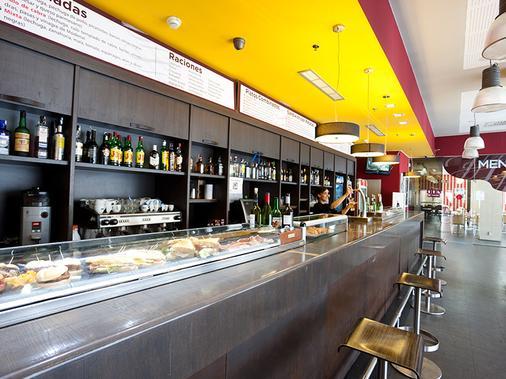 萨拉戈萨广场菲利亚郁金香酒店 - 萨拉戈萨 - 酒吧