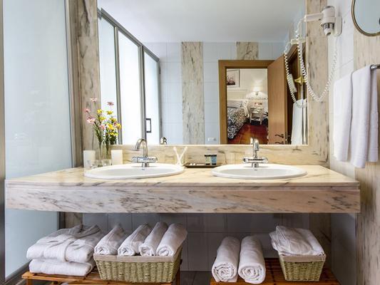 斯考特尔赛鲁酒店 - 科尔多瓦 - 浴室