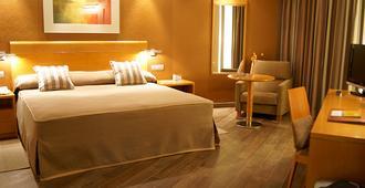 波尔塔马里斯美利亚 Spa 酒店 - 阿利坎特 - 睡房