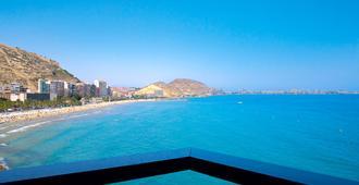 波尔塔马里斯美利亚 Spa 酒店 - 阿利坎特 - 户外景观