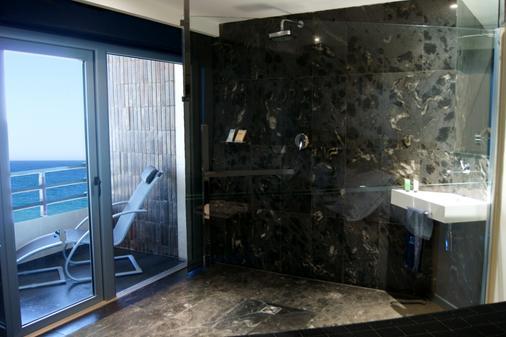 斯考特而德尔玛套房酒店 - 阿利坎特 - 浴室