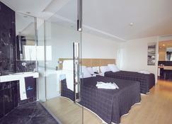 塞尔科特尔海洋套房 - 阿利坎特 - 睡房