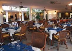 塞尔科蒂尔酒店集团塔马卡海滩度假村酒店 - 圣玛尔塔 - 餐馆