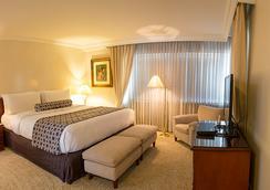 波哥大特昆达玛酒店 - 波哥大 - 睡房