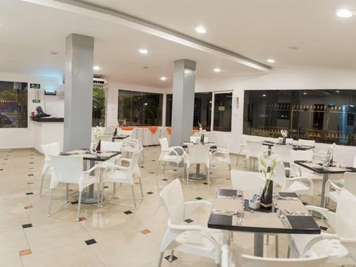 塞尔科蒂尔圣玛尔塔特昆达码酒店 - 圣玛尔塔 - 餐馆