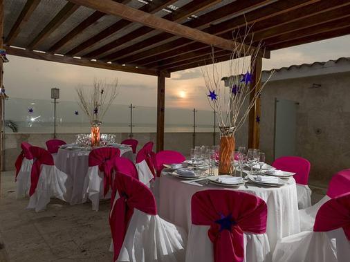 塞尔科蒂尔圣玛尔塔特昆达码酒店 - 圣玛尔塔 - 宴会厅