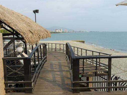 塞尔科蒂尔圣玛尔塔特昆达码酒店 - 圣玛尔塔 - 户外景观