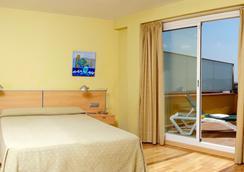 斯考特而苏巴朗酒店 - 马略卡岛帕尔马 - 睡房