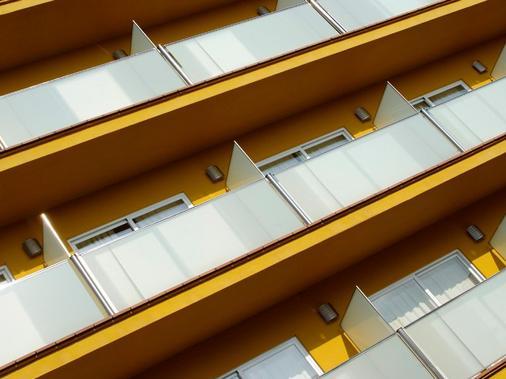 斯考特而苏巴朗酒店 - 马略卡岛帕尔马 - 阳台