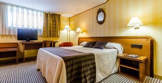 荷鲁斯萨拉曼卡塞尔科特尔酒店 - 萨拉曼卡 - 睡房