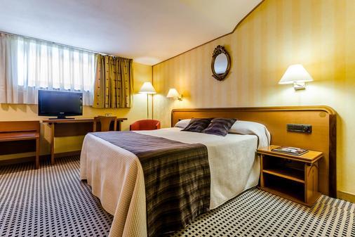 塞尔科蒂尔荷鲁斯萨拉曼卡酒店 - 萨拉曼卡 - 睡房