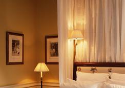 克兰利酒店 - 伦敦 - 睡房