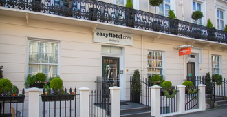 伦敦维多利亚便捷酒店 - 伦敦 - 建筑