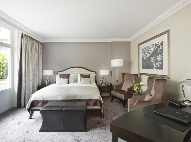 施泰根贝格尔维尔特切尔酒店 - 布鲁塞尔 - 睡房