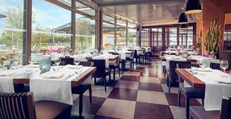 阿姆斯特丹韦斯特考得艺术四星级酒店 - 阿姆斯特丹 - 餐馆