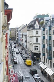 奥斯特公寓酒店 - 高级 - 科隆 - 户外景观