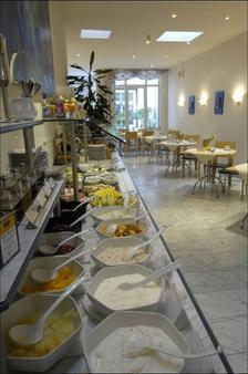 科隆阿斯特和公寓 - 科隆 - 自助餐