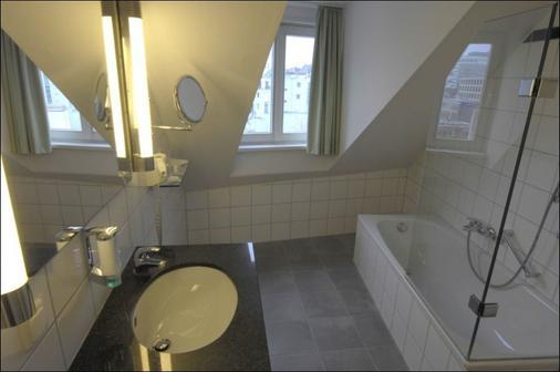 科隆阿斯特和公寓 - 科隆 - 浴室