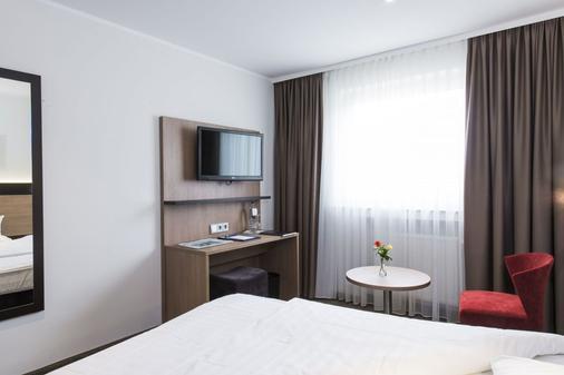 奥斯特公寓酒店 - 高级 - 科隆 - 睡房