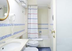 The Grand Hotel Europa - 那不勒斯 - 浴室