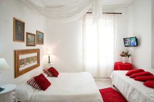 那不勒斯欧洲酒店 - 那不勒斯 - 睡房
